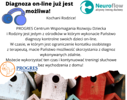 Diagnoza Neuroflow On-line